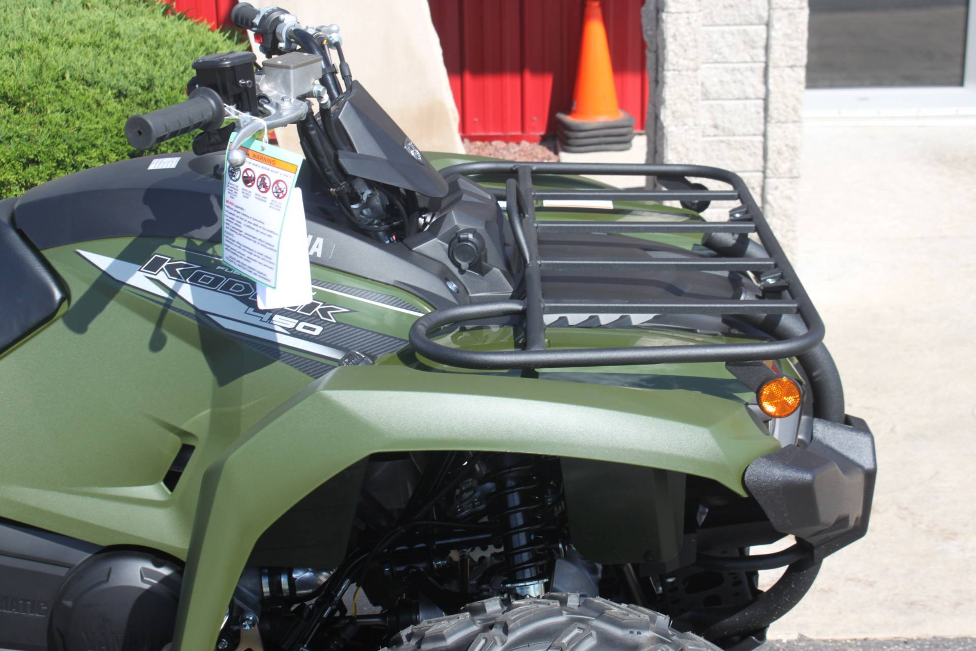 2020 Yamaha Kodiak 450 in Janesville, Wisconsin - Photo 13