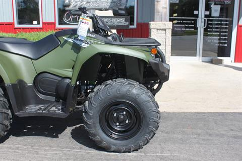 2020 Yamaha Kodiak 450 in Janesville, Wisconsin - Photo 14
