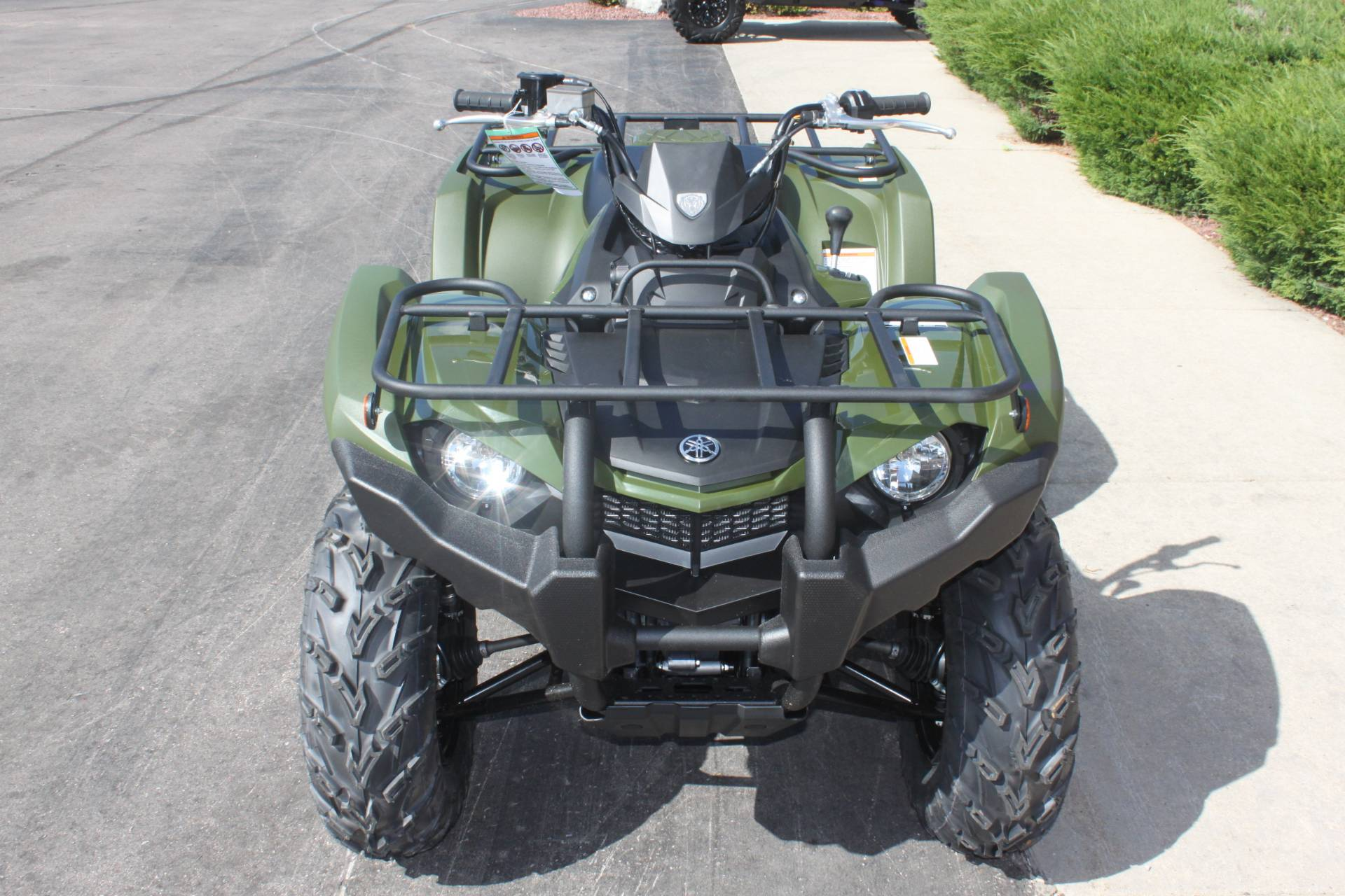 2020 Yamaha Kodiak 450 in Janesville, Wisconsin - Photo 16