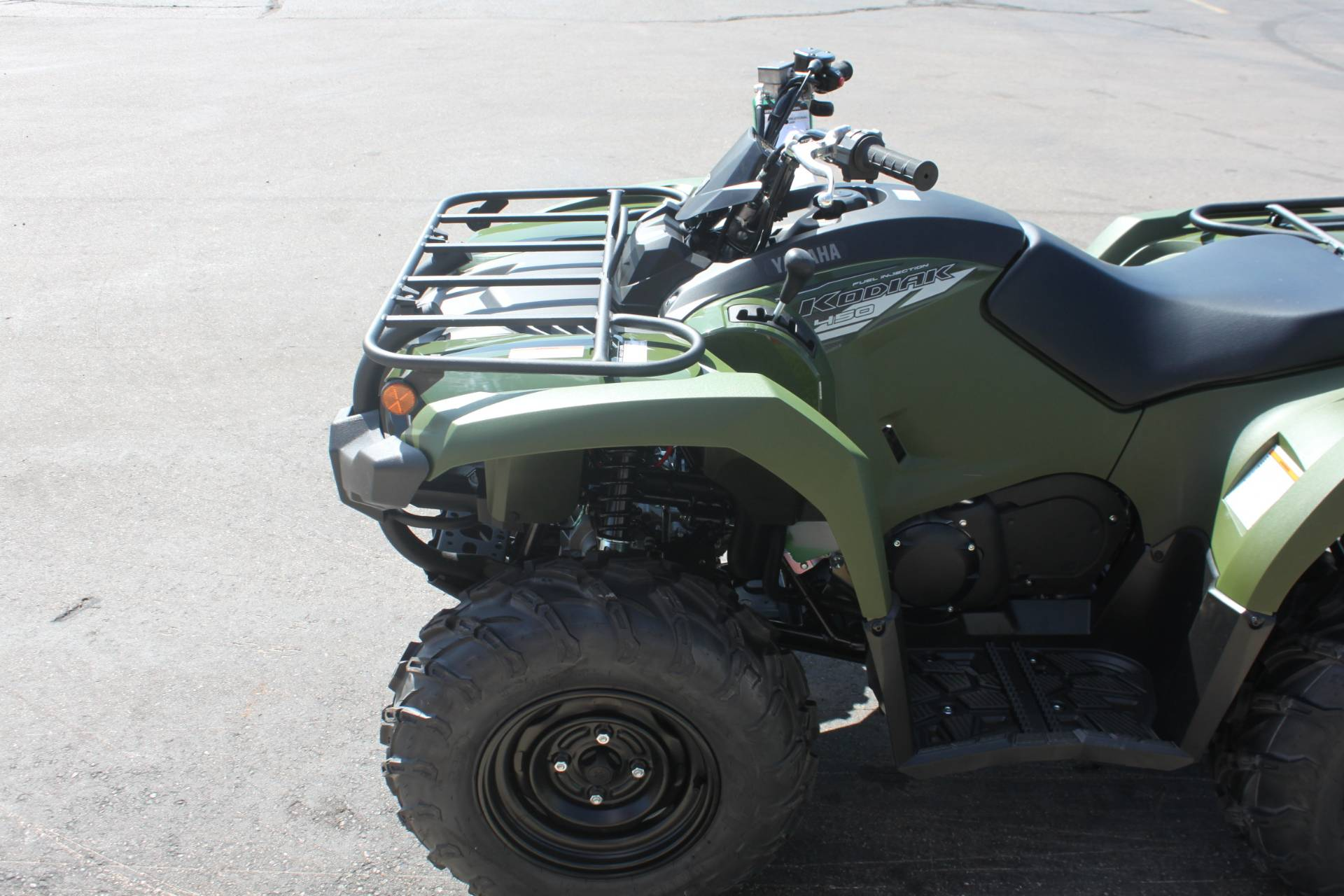 2020 Yamaha Kodiak 450 in Janesville, Wisconsin - Photo 20