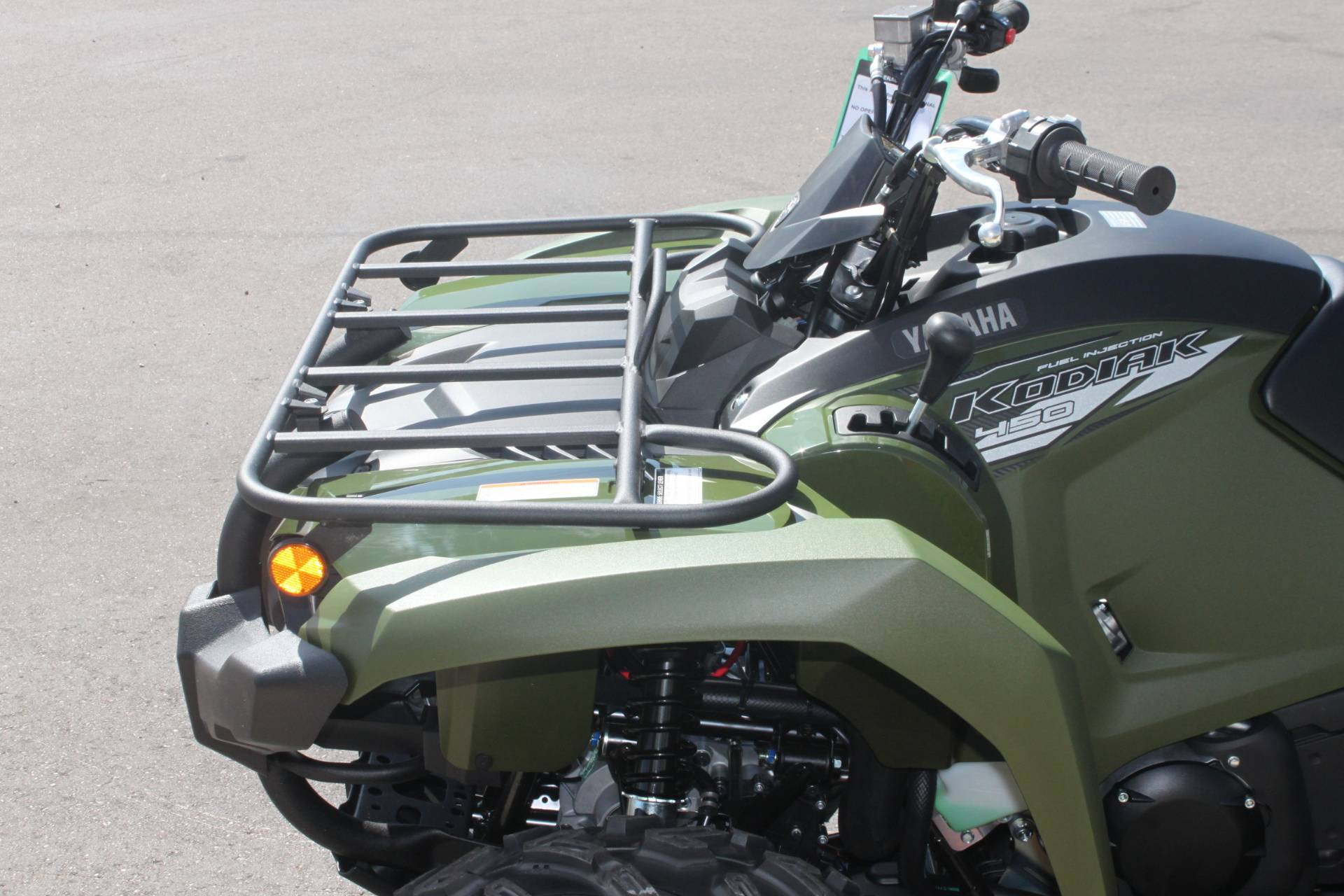 2020 Yamaha Kodiak 450 in Janesville, Wisconsin - Photo 21