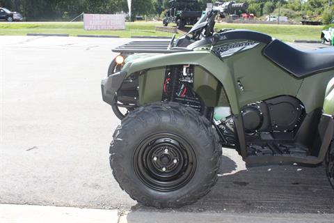 2020 Yamaha Kodiak 450 in Janesville, Wisconsin - Photo 22