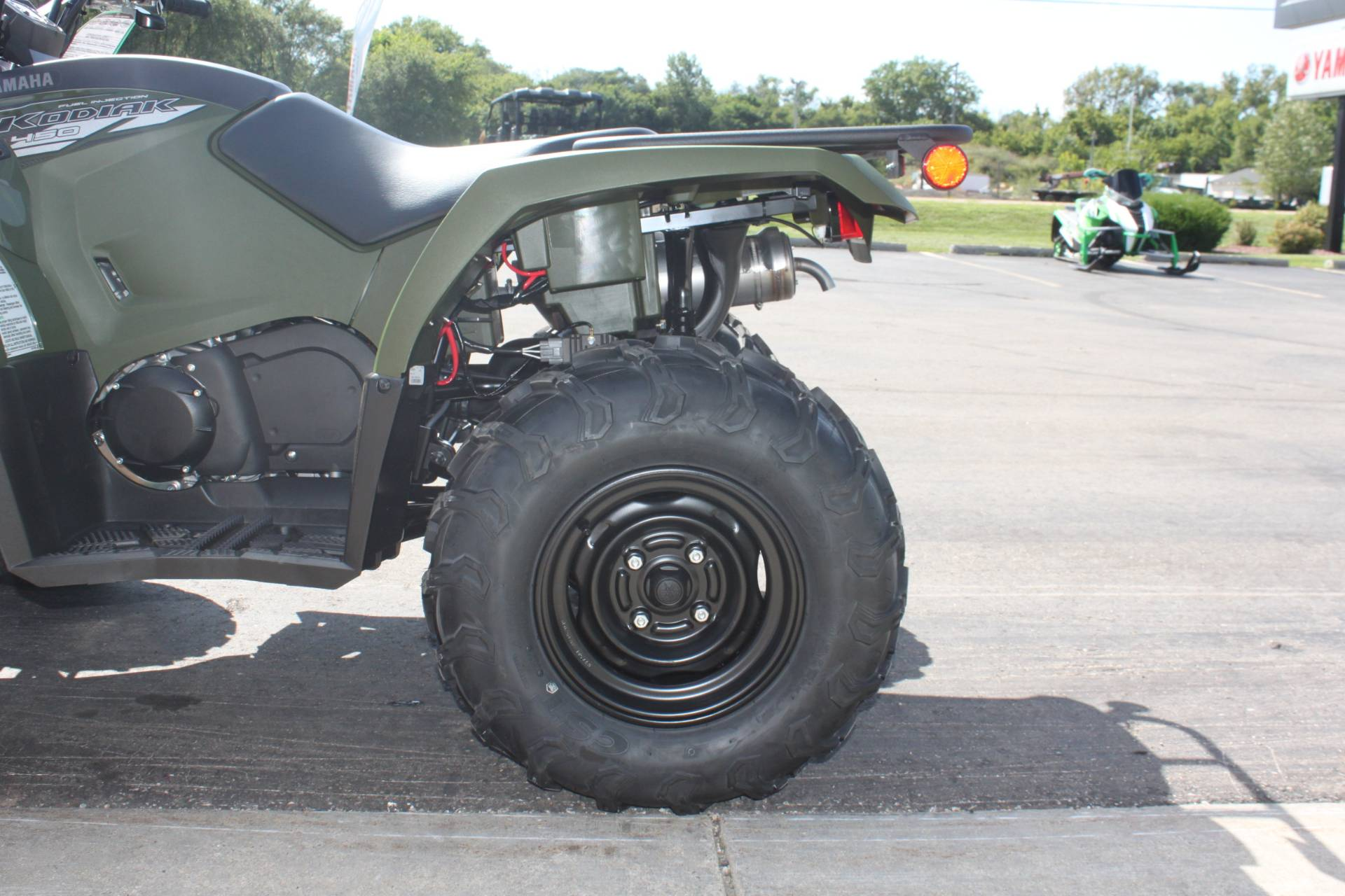 2020 Yamaha Kodiak 450 in Janesville, Wisconsin - Photo 29