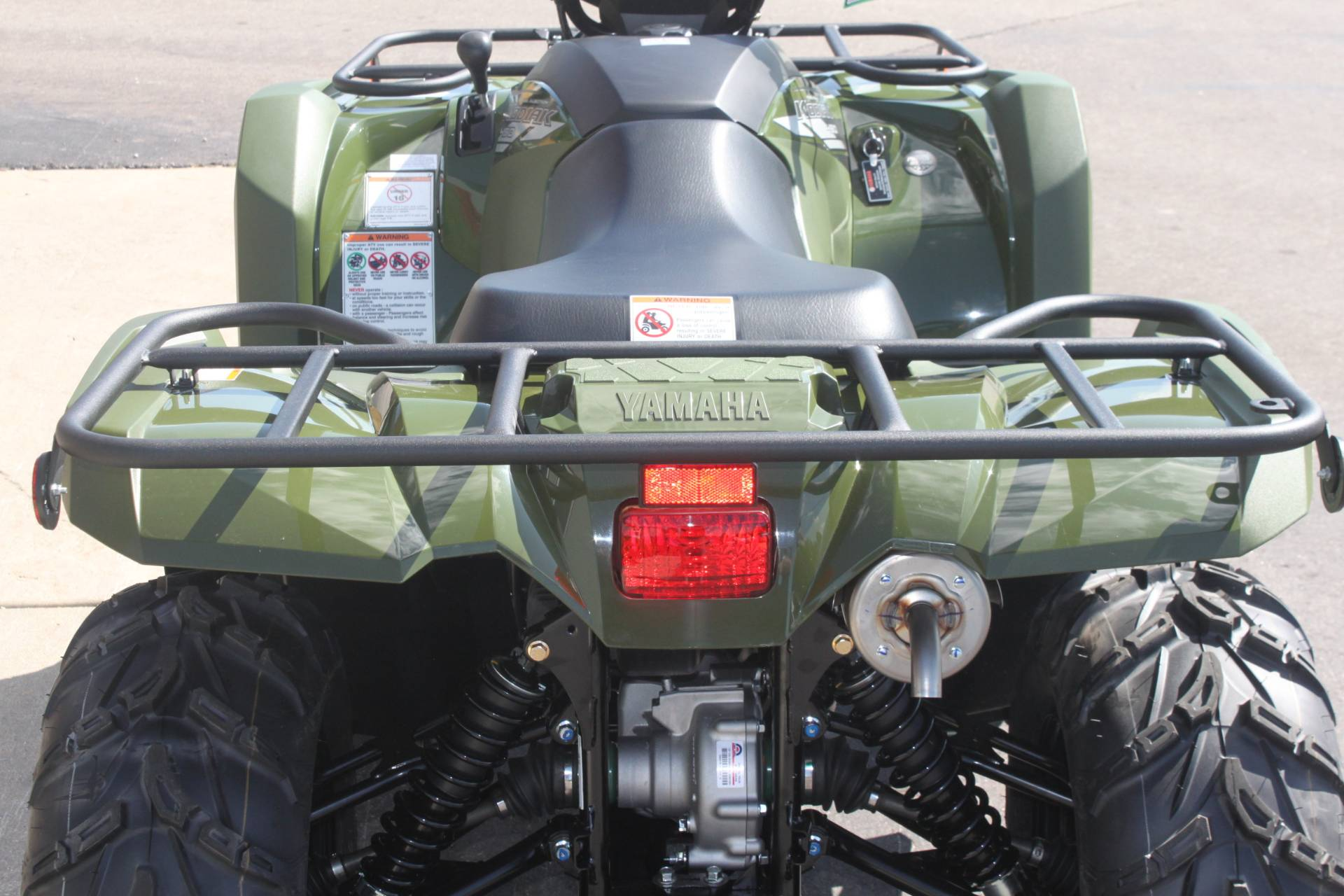 2020 Yamaha Kodiak 450 in Janesville, Wisconsin - Photo 32