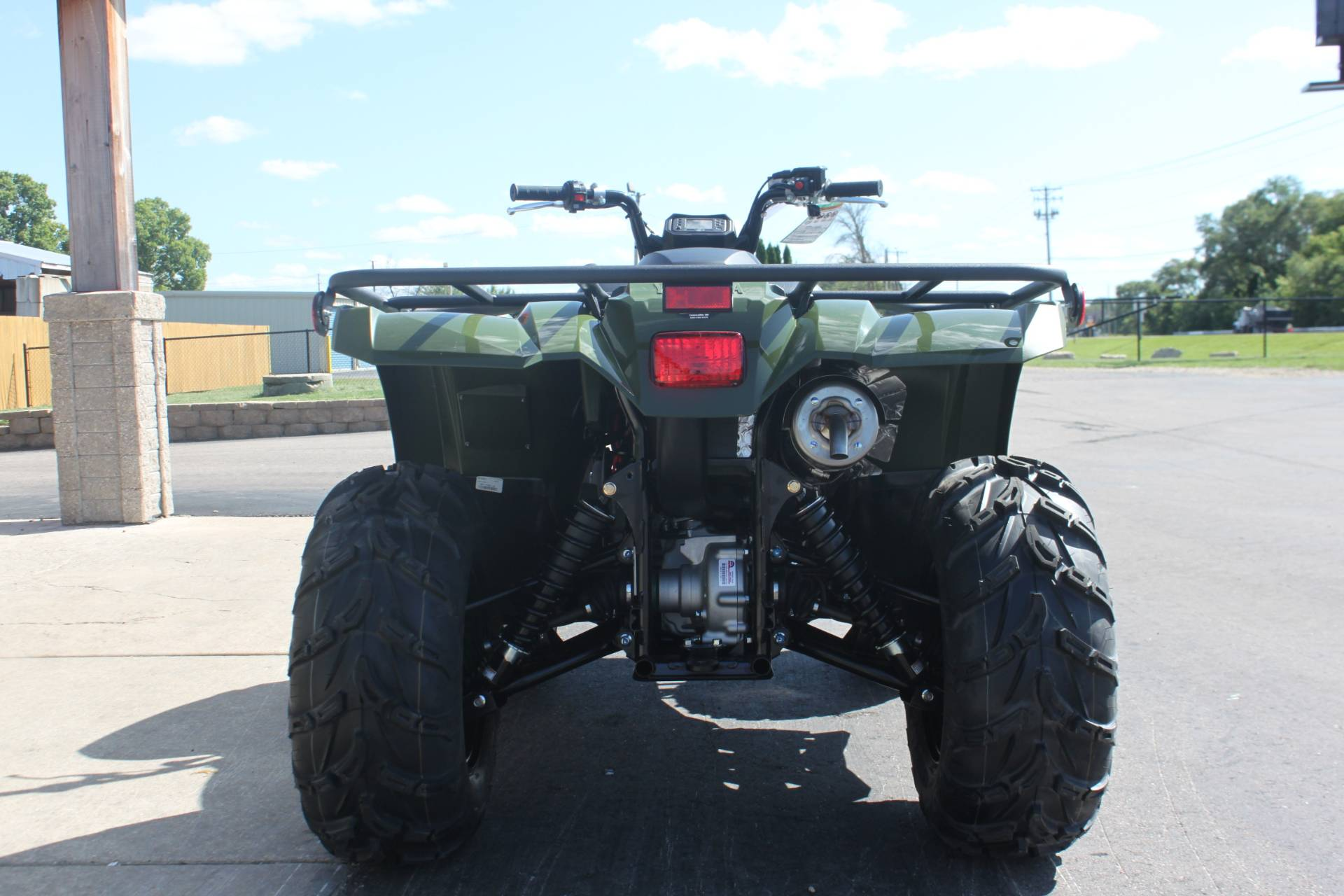 2020 Yamaha Kodiak 450 in Janesville, Wisconsin - Photo 33