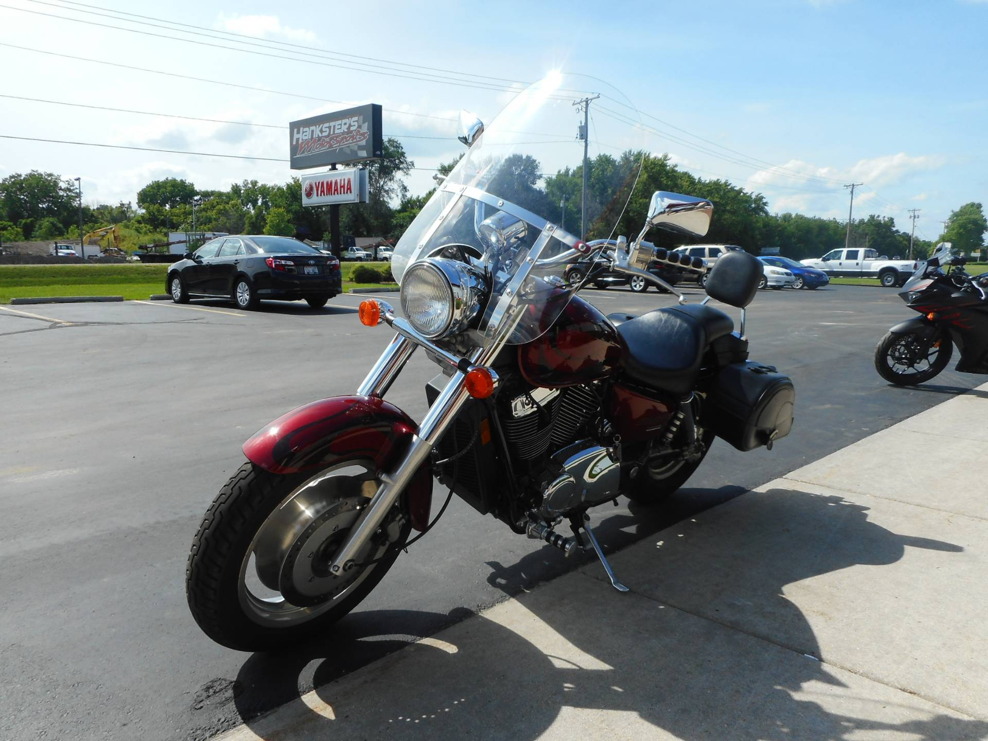 2002 Honda Shadow Sabre in Janesville, Wisconsin - Photo 4