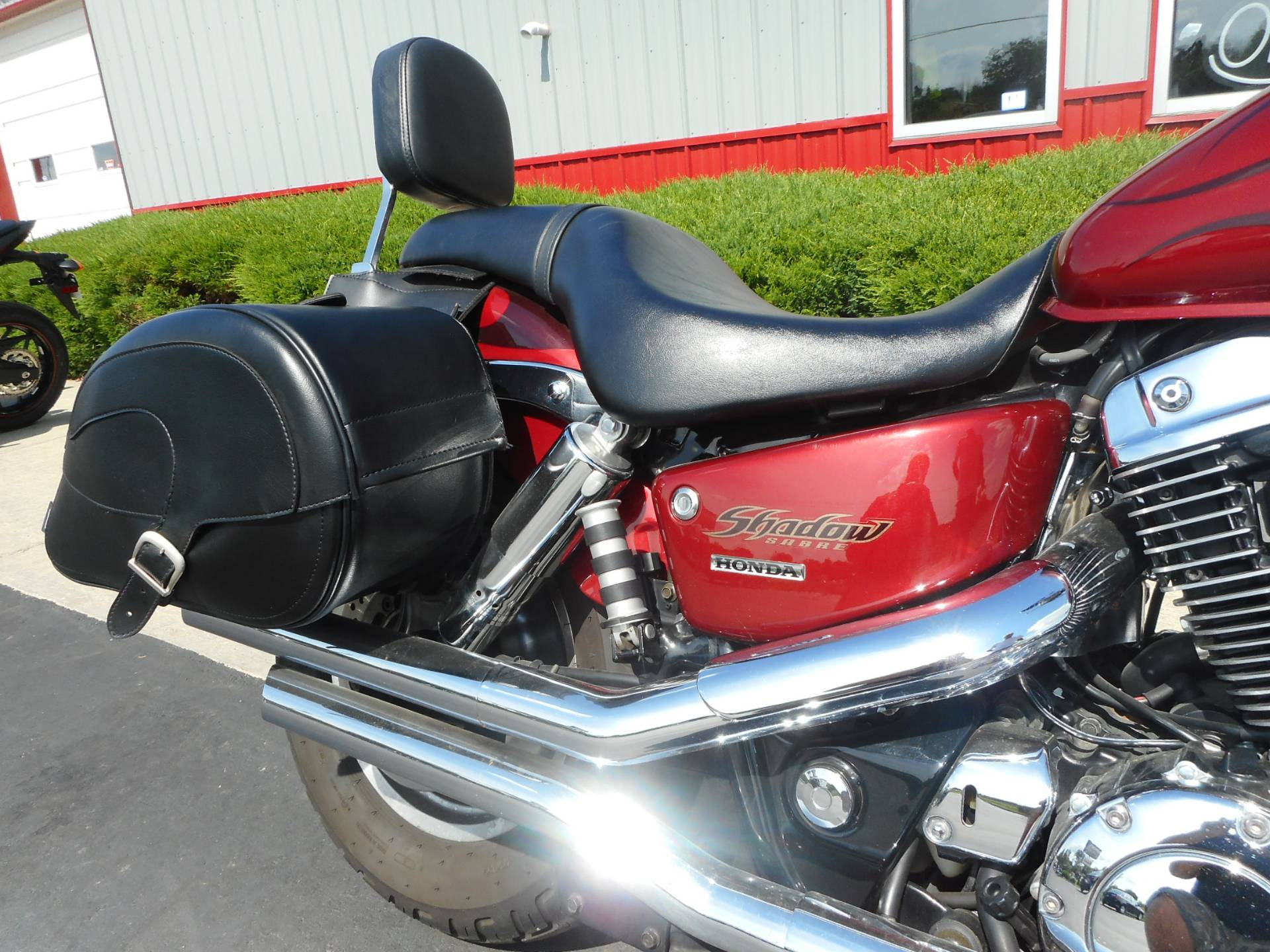 2002 Honda Shadow Sabre in Janesville, Wisconsin - Photo 11