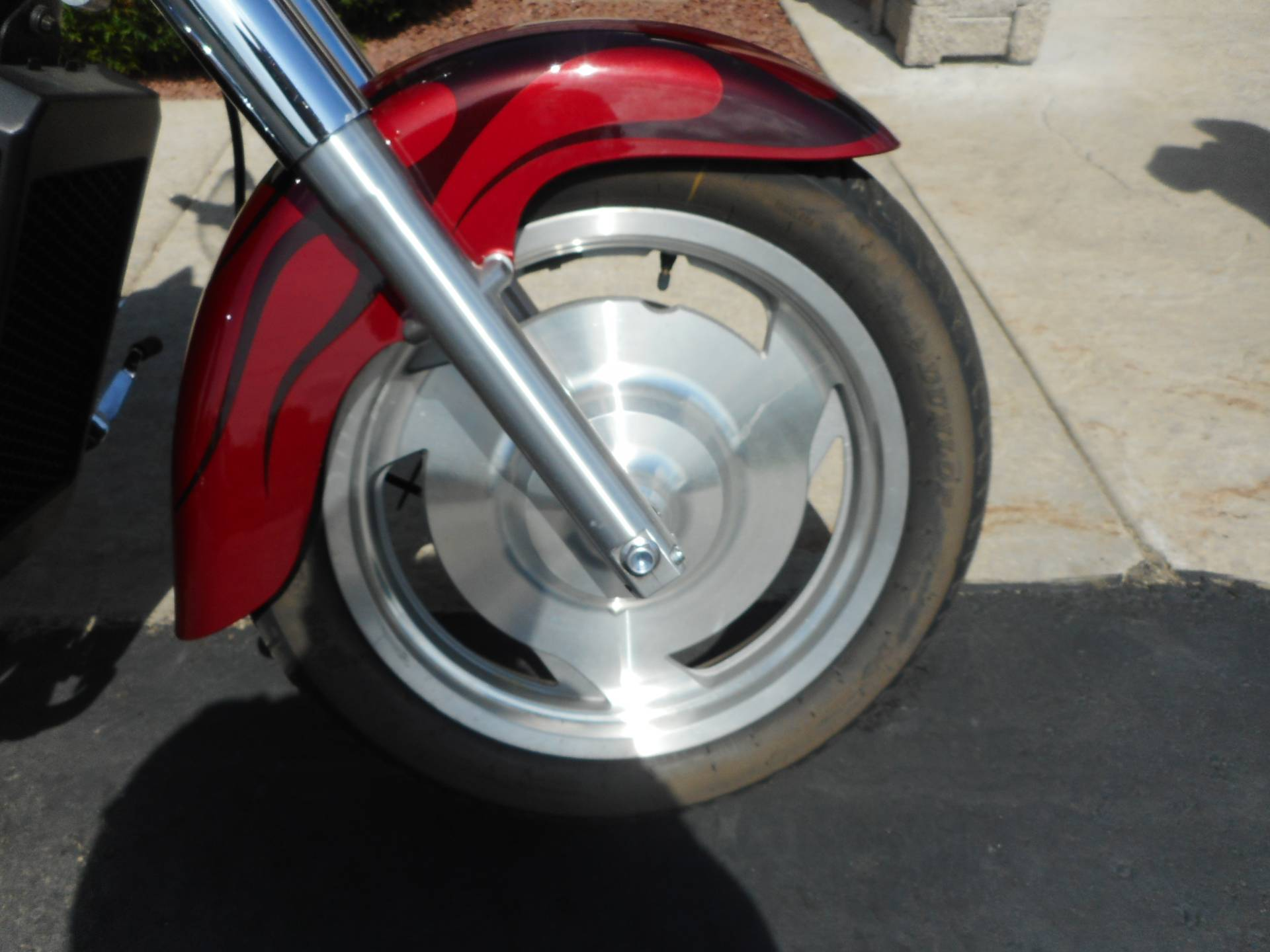 2002 Honda Shadow Sabre in Janesville, Wisconsin - Photo 12