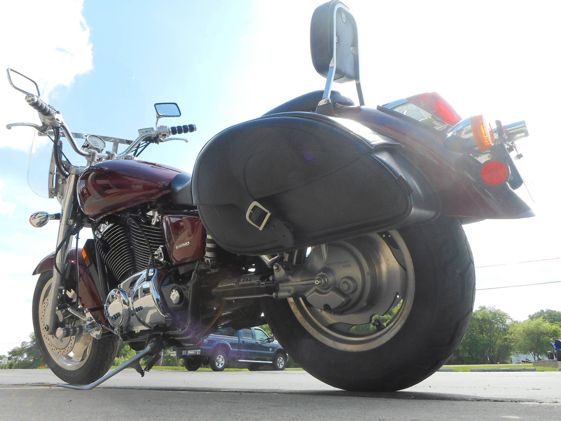 2002 Honda Shadow Sabre in Janesville, Wisconsin - Photo 31