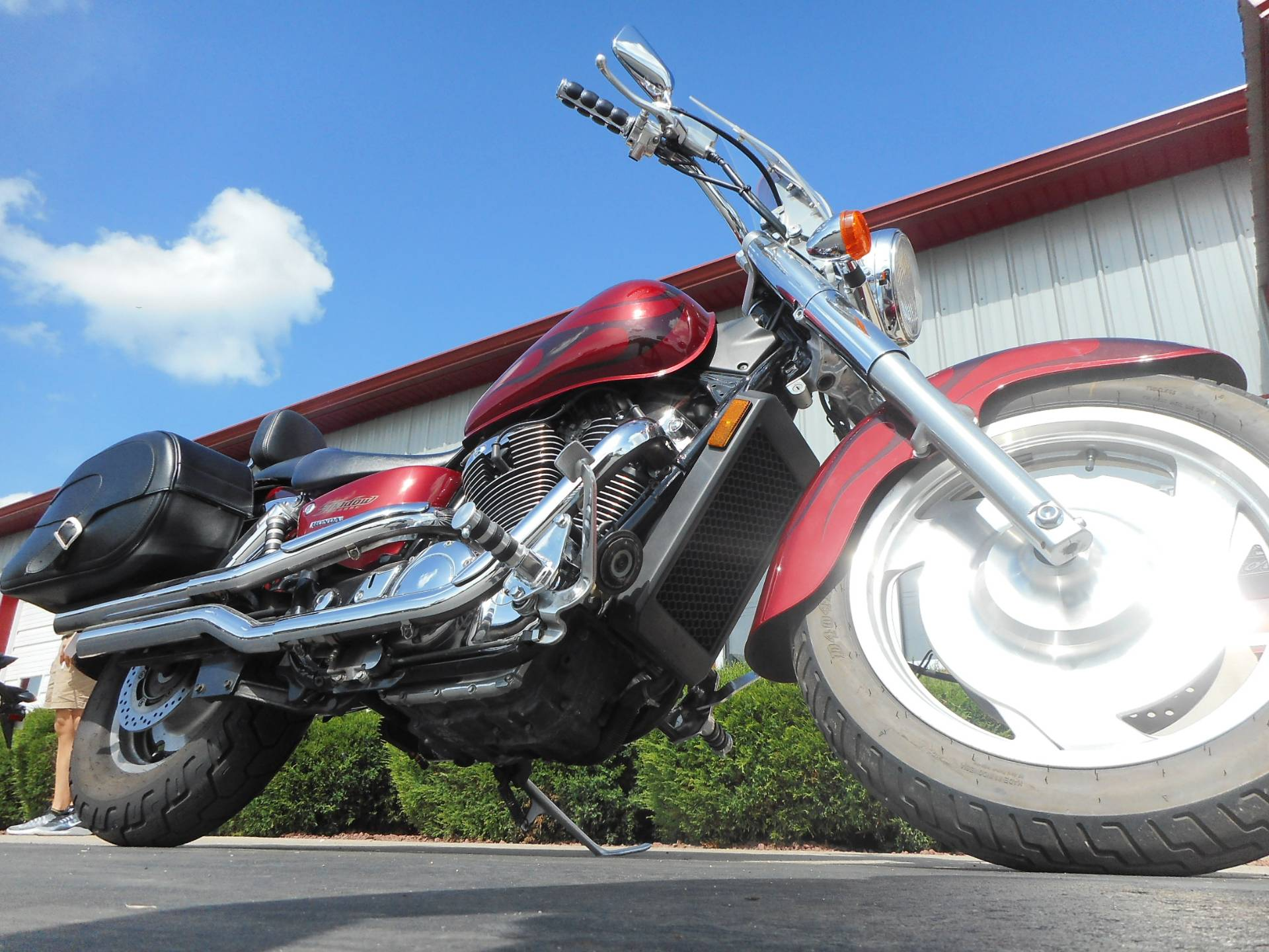 2002 Honda Shadow Sabre in Janesville, Wisconsin - Photo 32