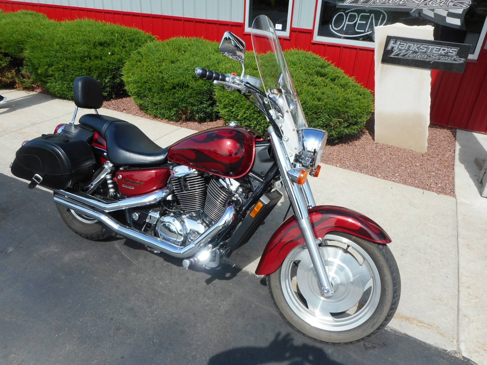 2002 Honda Shadow Sabre in Janesville, Wisconsin - Photo 33