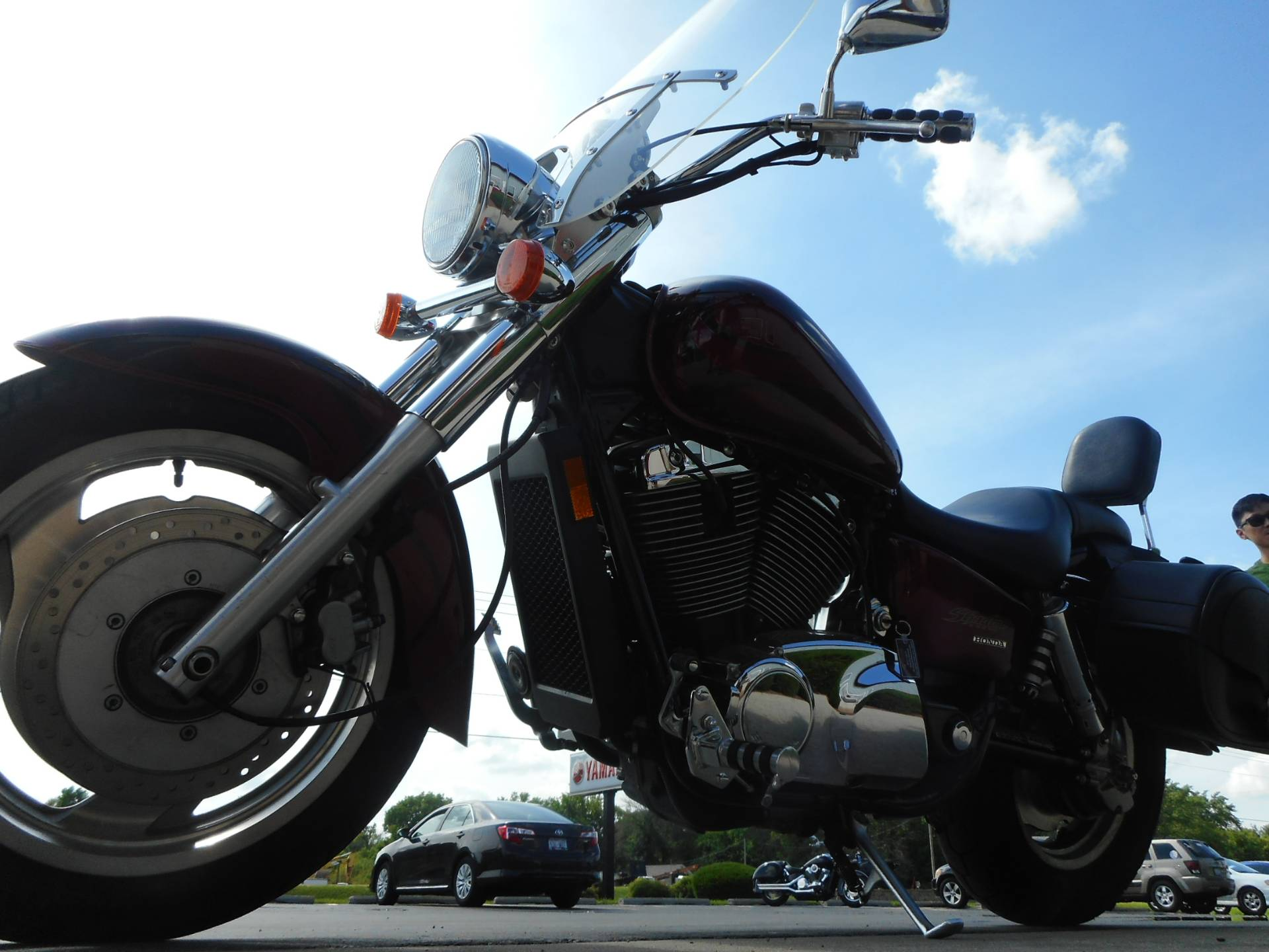 2002 Honda Shadow Sabre in Janesville, Wisconsin - Photo 34