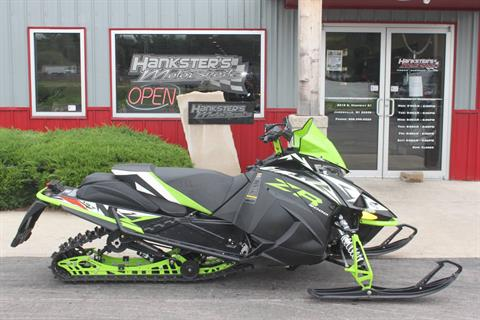2018 Arctic Cat ZR 8000 Limited ES 137 in Janesville, Wisconsin