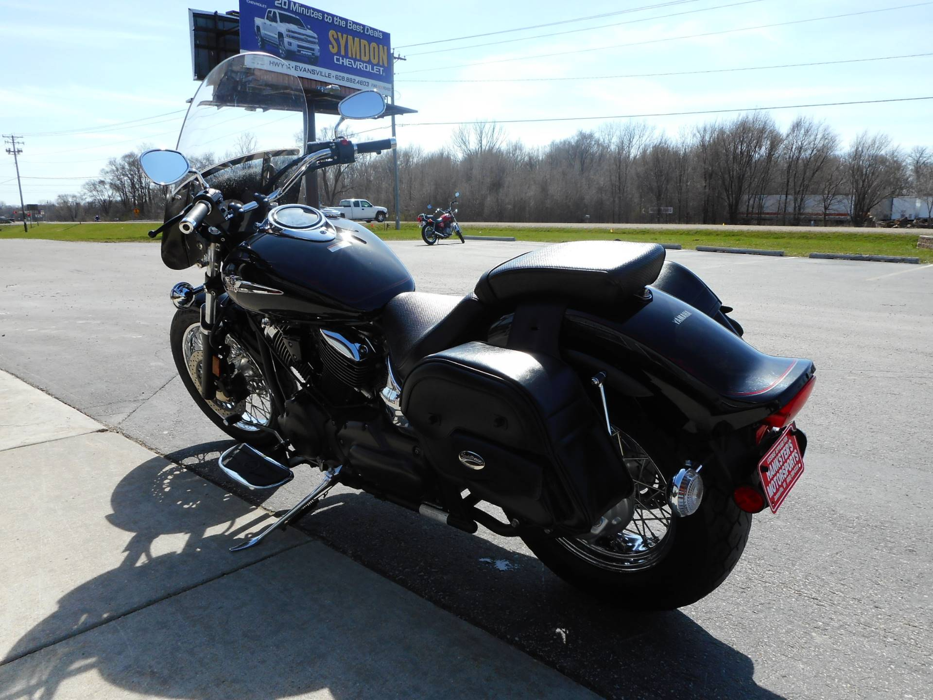 2007 Yamaha V Star® Midnight 1100 Custom in Janesville, Wisconsin