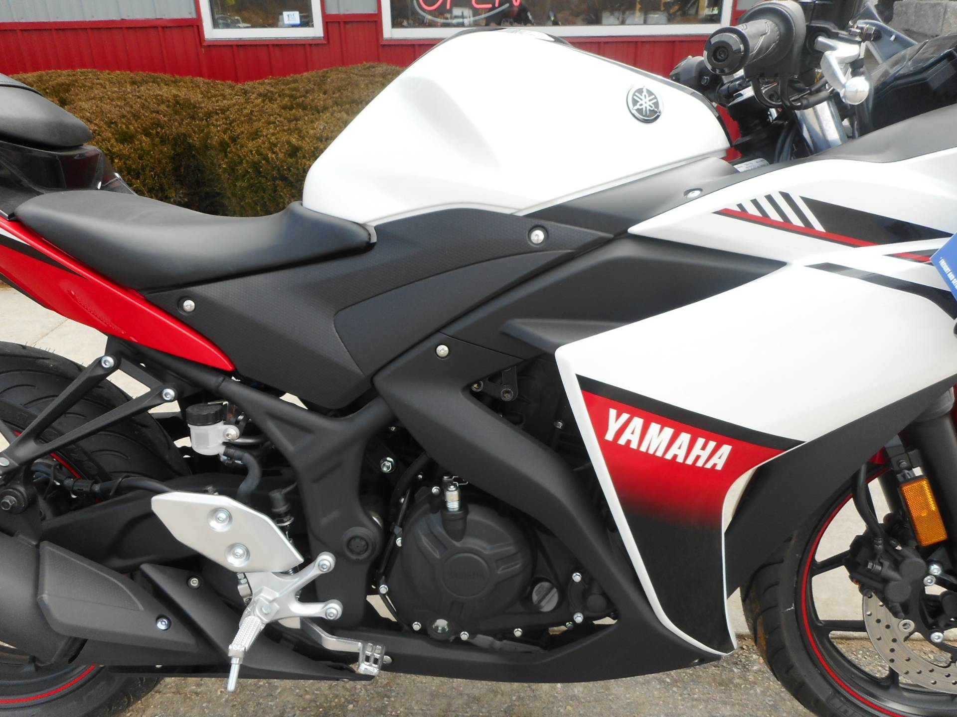 2016 Yamaha YZF-R3 in Janesville, Wisconsin