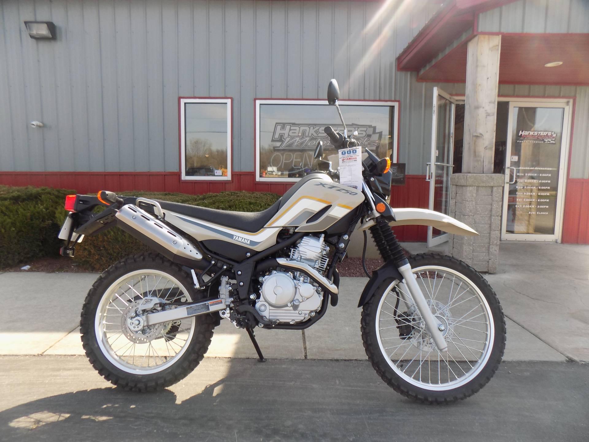 2018 Yamaha XT250 for sale 83799