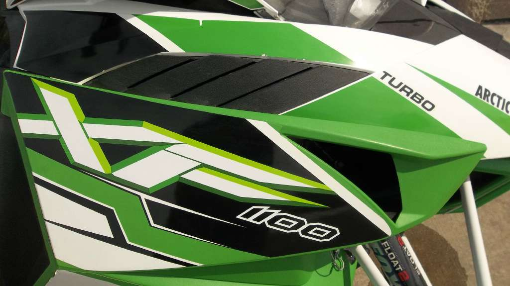 2013 Arctic Cat XF 1100 Turbo Sno Pro® in Janesville, Wisconsin