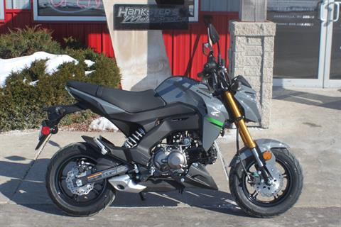 2020 Kawasaki Z125 Pro in Janesville, Wisconsin - Photo 1