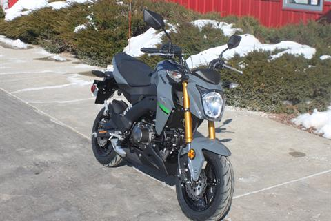 2020 Kawasaki Z125 Pro in Janesville, Wisconsin - Photo 2
