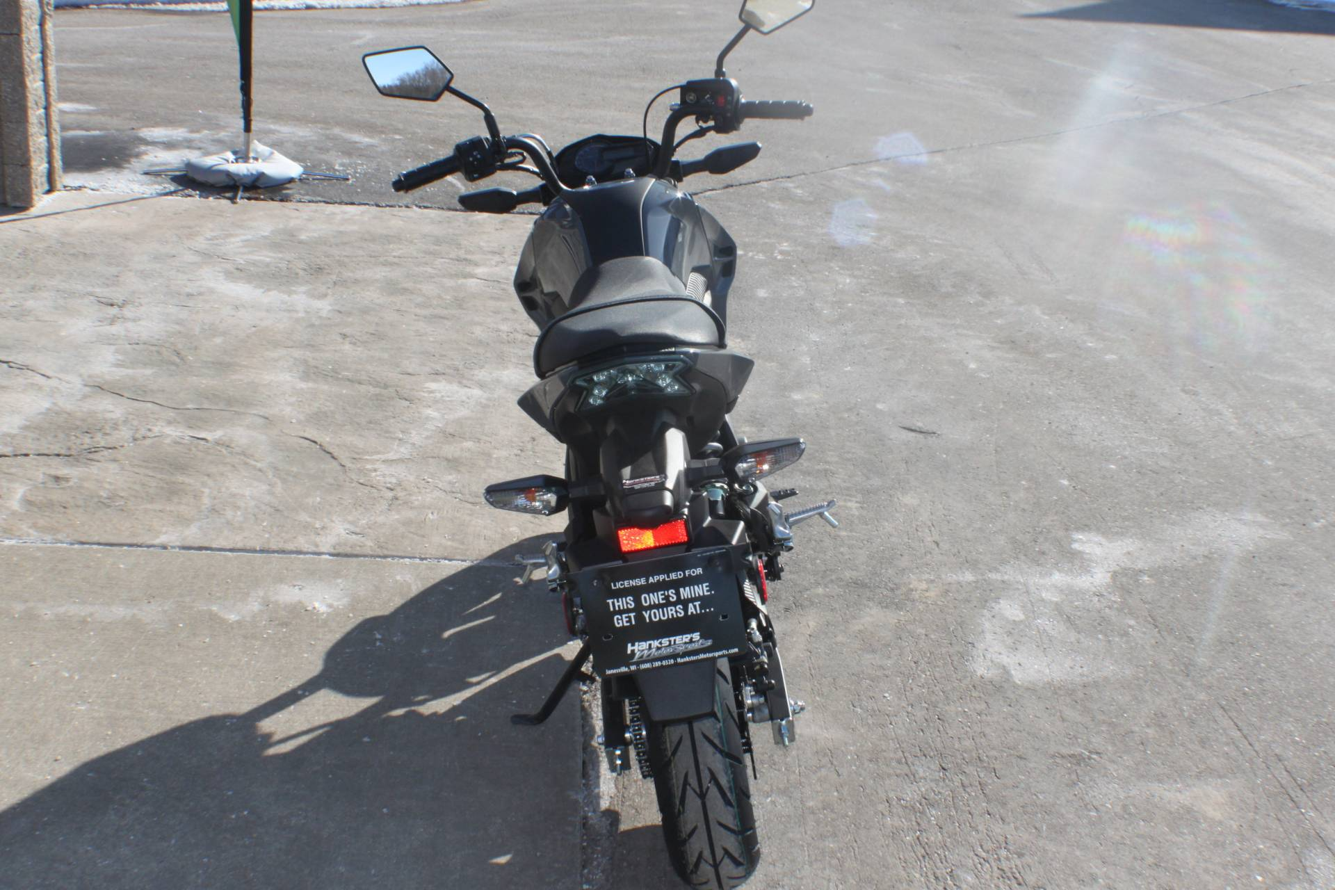 2020 Kawasaki Z125 Pro in Janesville, Wisconsin - Photo 7