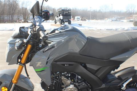 2020 Kawasaki Z125 Pro in Janesville, Wisconsin - Photo 21