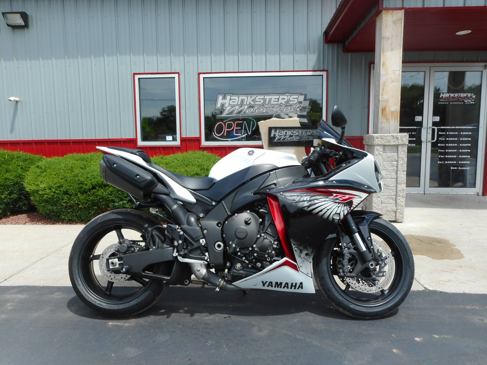 2012 Yamaha YZF-R1 for sale 142978