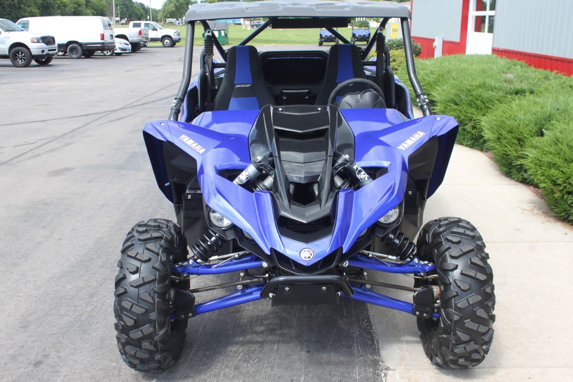 2019 Yamaha YXZ1000R SE in Janesville, Wisconsin