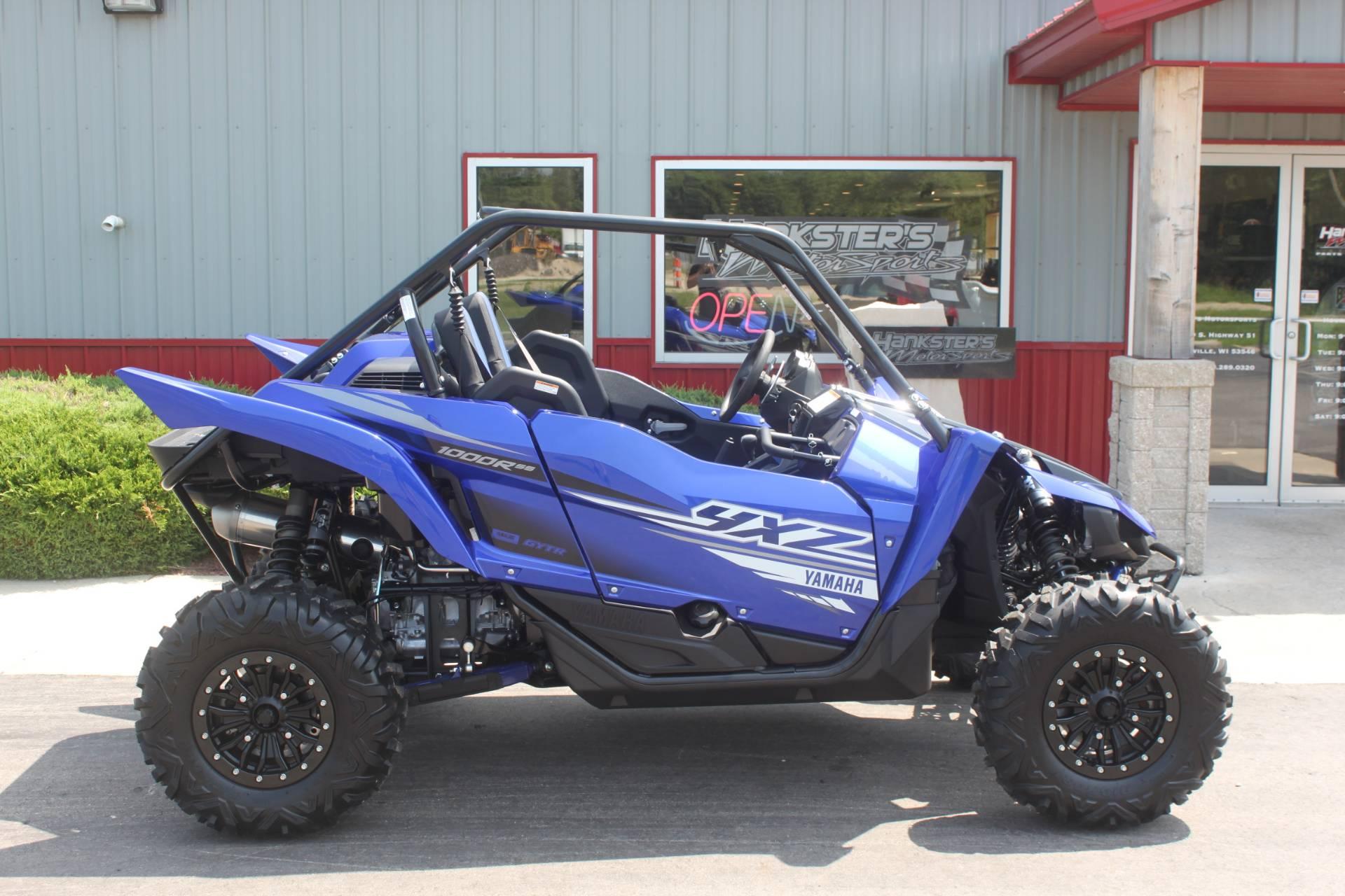 2019 Yamaha YXZ1000R SS SE in Janesville, Wisconsin