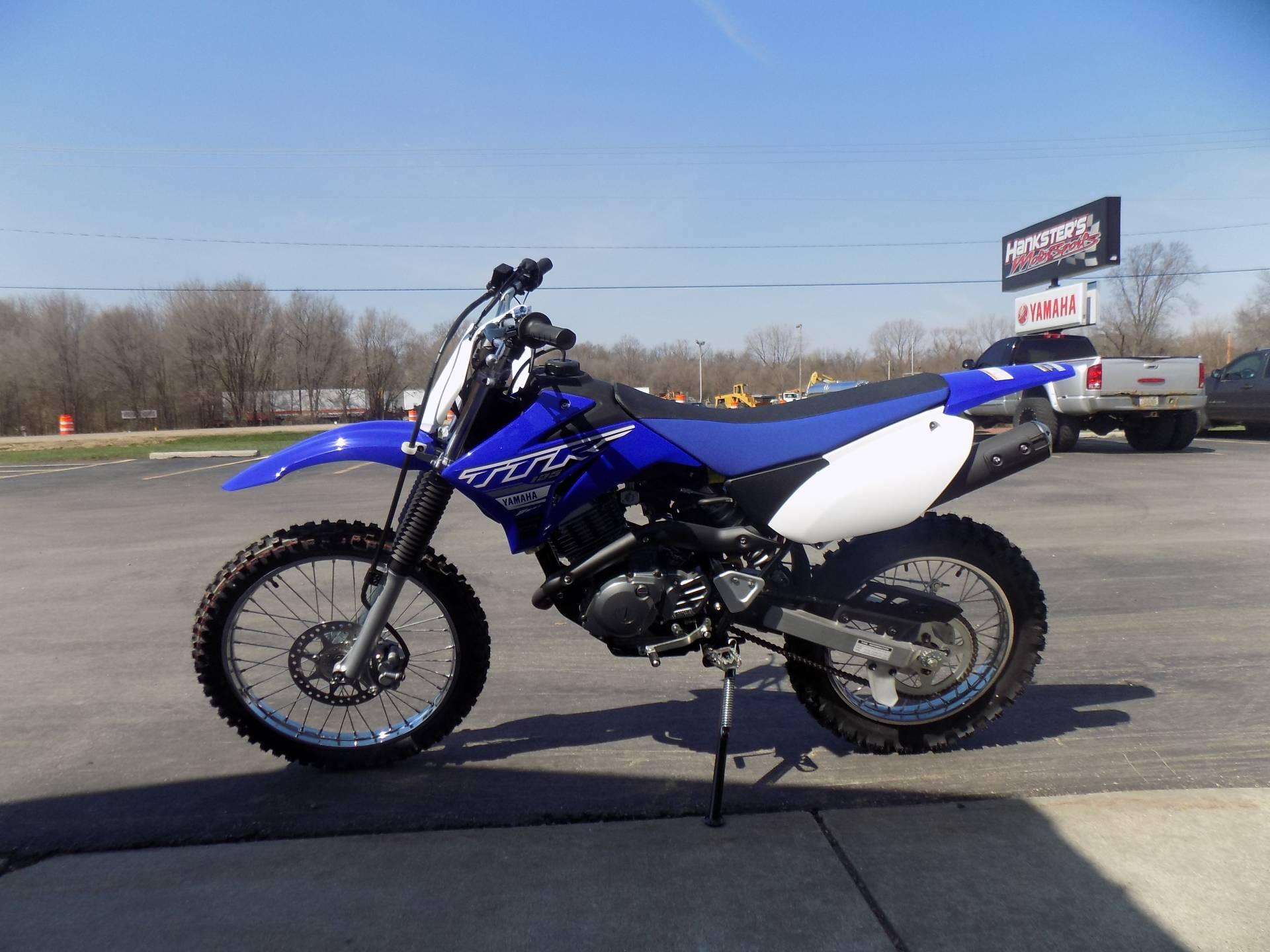 2019 Yamaha TT-R125LE 5