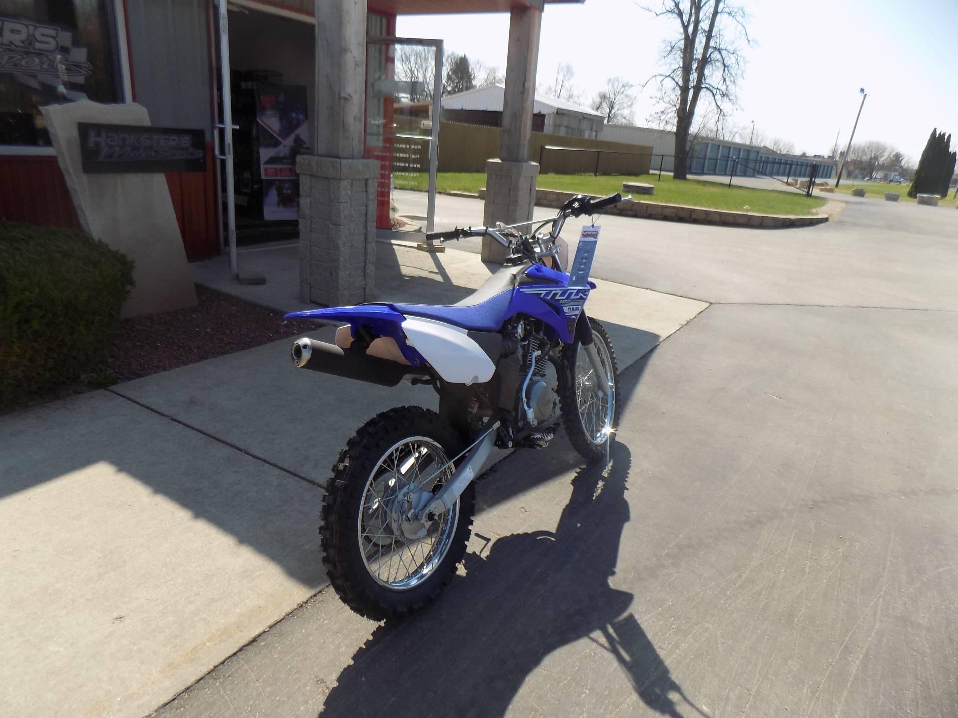 2019 Yamaha TT-R125LE 8