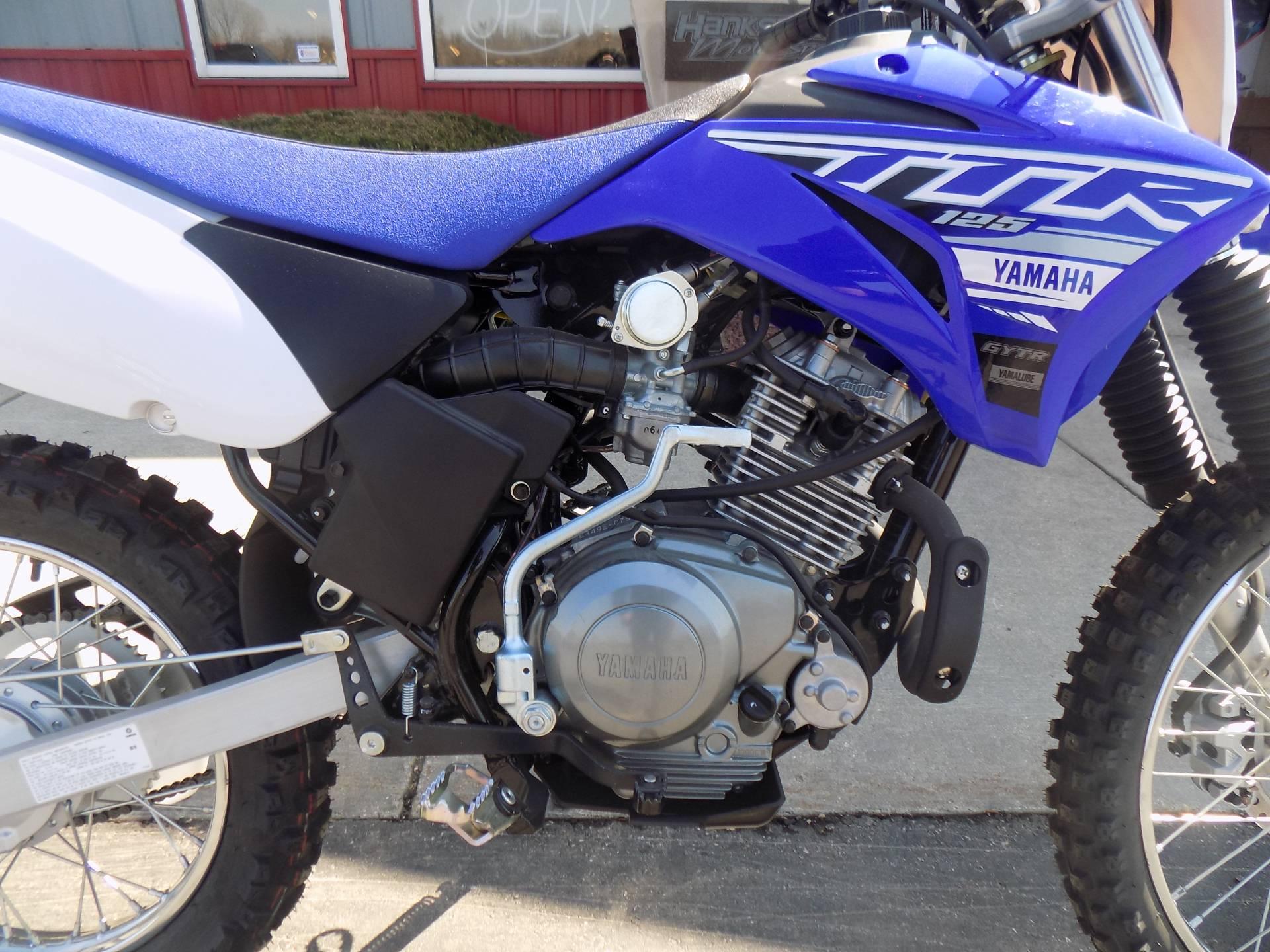 2019 Yamaha TT-R125LE 10