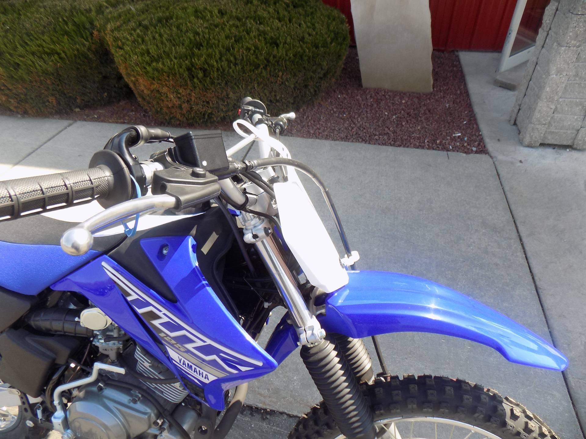 2019 Yamaha TT-R125LE 12