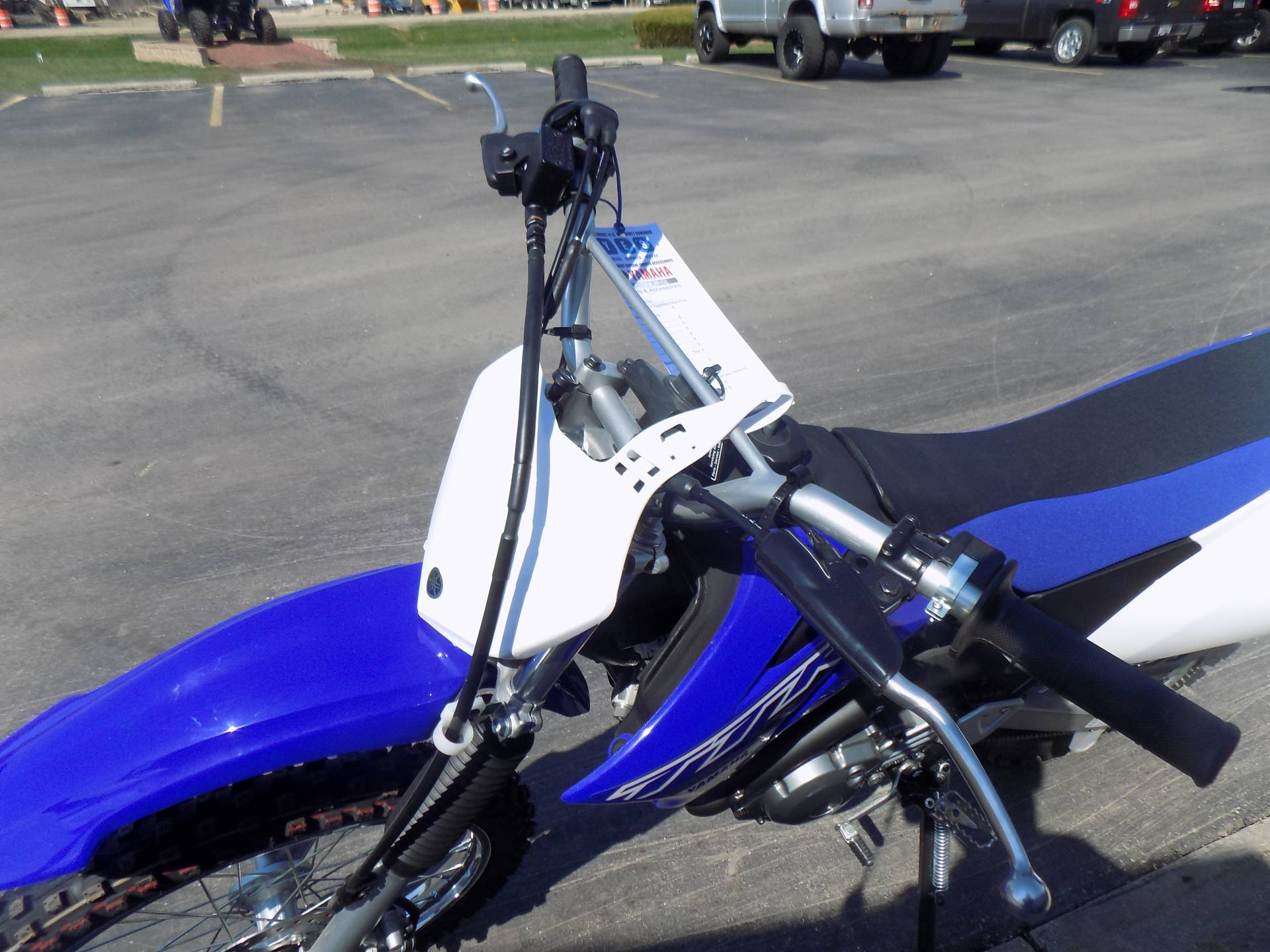 2019 Yamaha TT-R125LE in Janesville, Wisconsin - Photo 17
