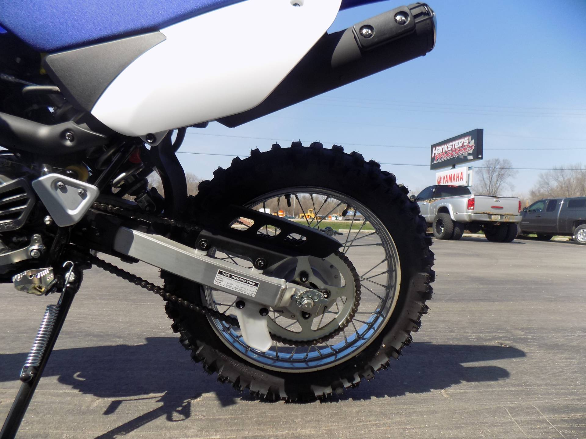 2019 Yamaha TT-R125LE in Janesville, Wisconsin - Photo 24