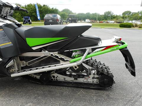 "2016 Arctic Cat ZR 5000 129"" LXR ES in Janesville, Wisconsin"