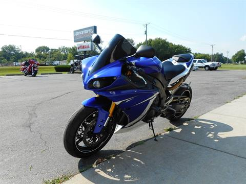2011 Yamaha YZF-R1 in Janesville, Wisconsin