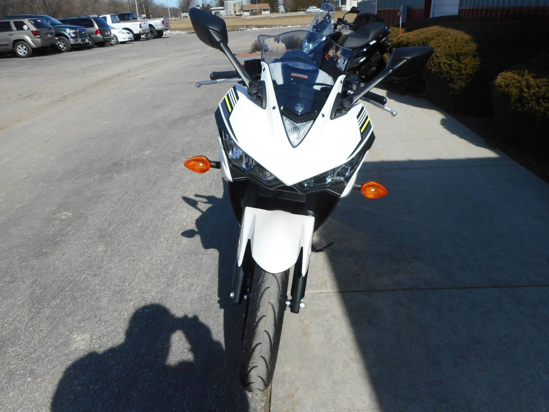 2017 Yamaha YZF-R3 ABS in Janesville, Wisconsin