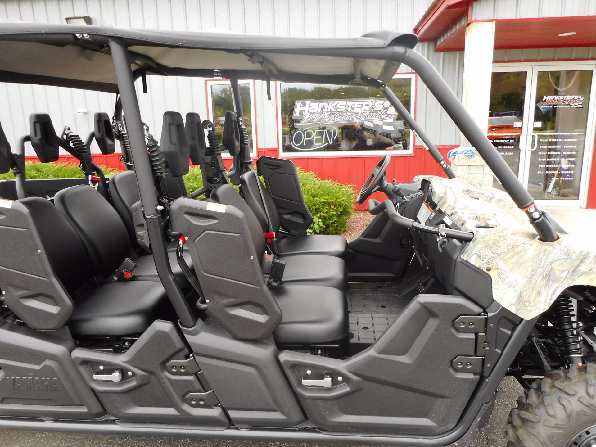 2017 Yamaha Viking VI EPS in Janesville, Wisconsin