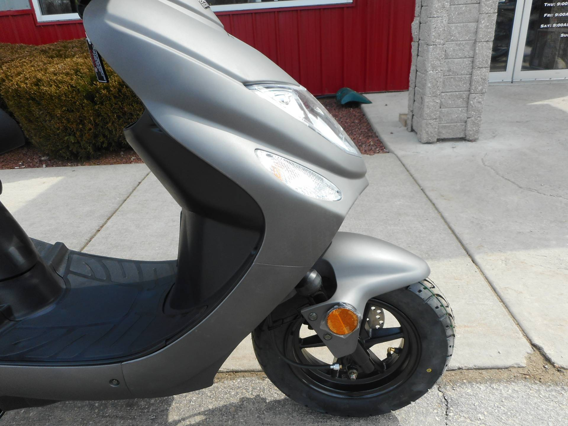 2018 Chicago Scooter Company Go in Janesville, Wisconsin