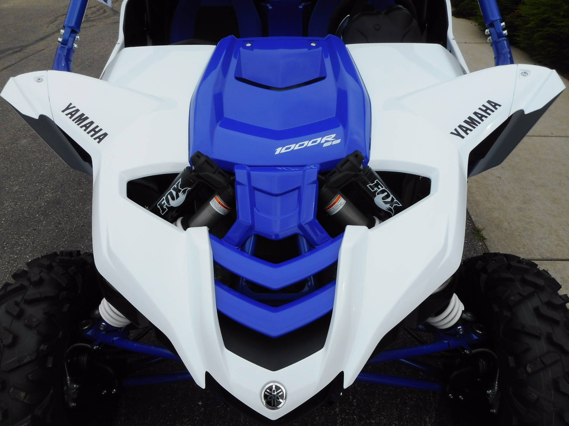 2017 Yamaha YXZ1000R SS in Janesville, Wisconsin