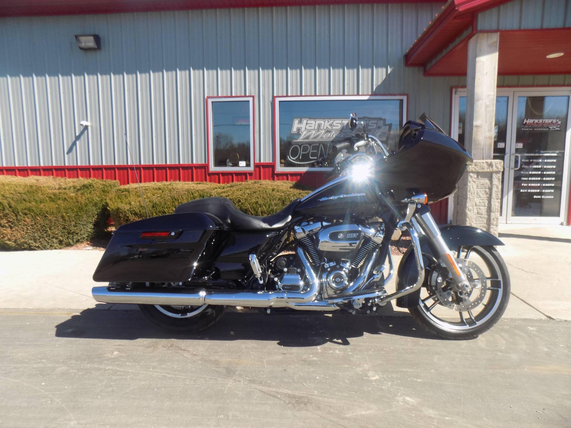 2017 Harley Davidson Road Glide Special In Janesville Wisconsin
