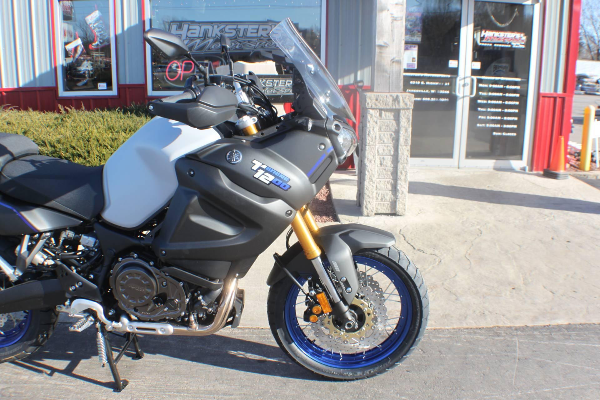 2019 Yamaha Super Tenere ES 12