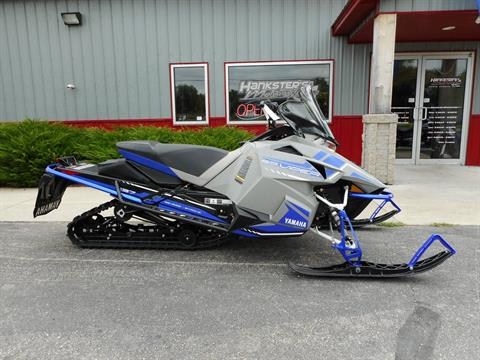 2018 Yamaha SRViper L-TX DX in Janesville, Wisconsin