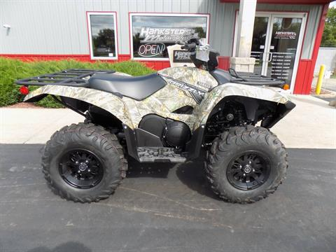 2019 Yamaha Grizzly EPS in Janesville, Wisconsin