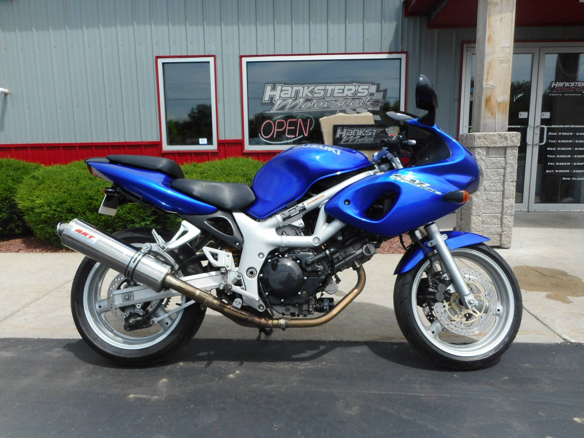2001 Suzuki SV650 for sale 206787