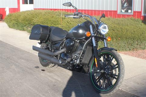 2017 Kawasaki Vulcan 900 Custom in Janesville, Wisconsin - Photo 2