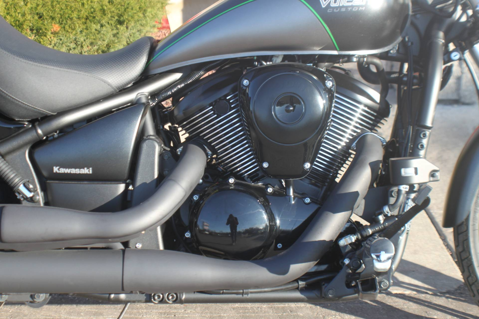 2017 Kawasaki Vulcan 900 Custom in Janesville, Wisconsin - Photo 12