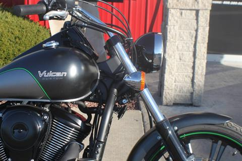 2017 Kawasaki Vulcan 900 Custom in Janesville, Wisconsin - Photo 14