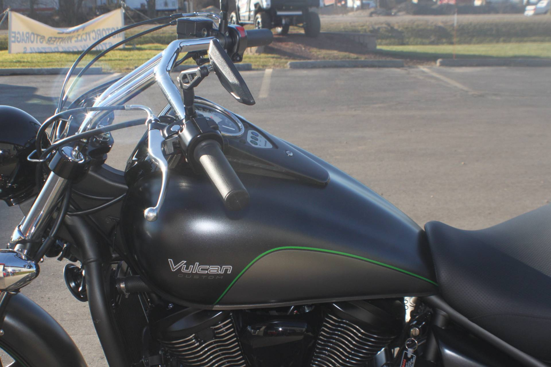 2017 Kawasaki Vulcan 900 Custom in Janesville, Wisconsin - Photo 23