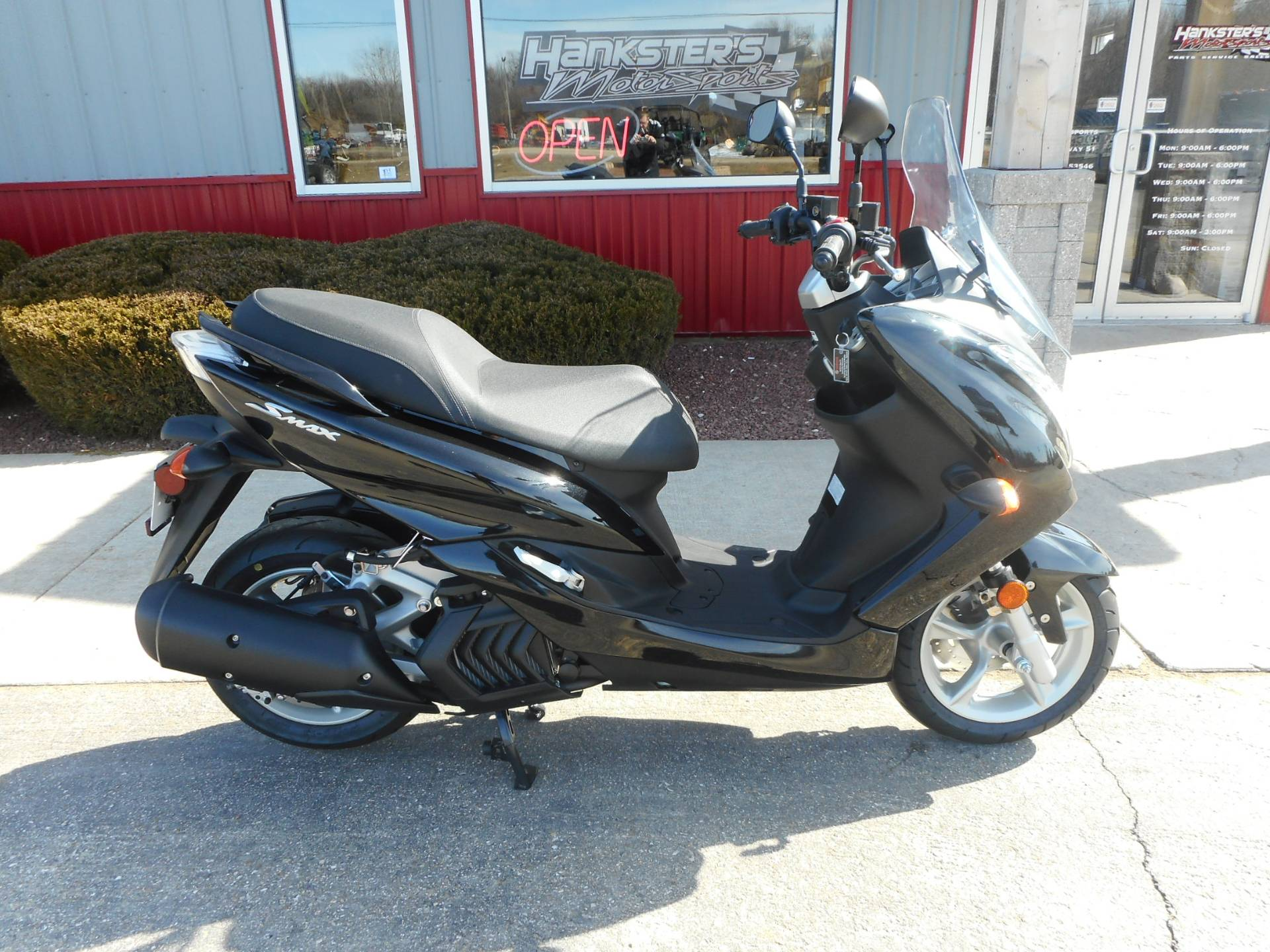 2017 Yamaha SMAX for sale 139703